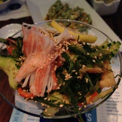 Photo taken at Blu Sushi by Natalia K. on 4/4/2013