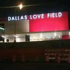 Photo taken at Dallas Love Field (DAL) by Amy H. on 12/10/2012