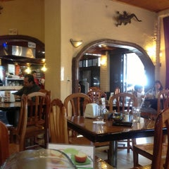 Photo taken at Fonda Los Arcos by Pepo T. on 11/20/2012