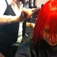 Photo taken at Salon 228 by Alexis C. on 11/15/2012