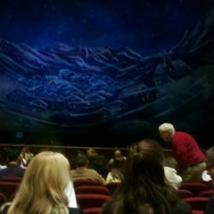 Photo taken at San Jose Center for the Performing Arts by Ashley K. on 12/20/2012