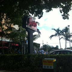Photo taken at Sergio's Coral Way by Carol R. on 1/5/2013