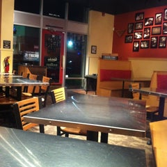 Photo taken at Qdoba Mexican Grill by Aubi A. on 11/14/2012