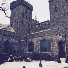 Photo taken at The Castle on the Hudson by Kim S. on 2/14/2015