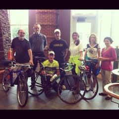 Photo taken at Carl Hansen Student Center by Quinnipiac U. on 10/4/2012