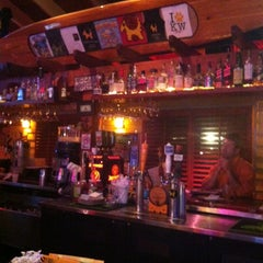 Photo taken at Island Dogs Bar by Janet G. on 1/5/2013