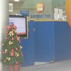 Photo taken at Senac Rio by Tatiana R. on 12/8/2012