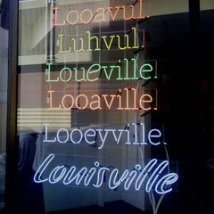 Photo taken at Louisville Visitors Center by Amy . on 1/20/2014