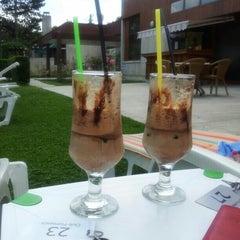 Photo taken at Clubul Floreasca by Ilinca B. on 7/15/2014