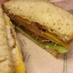 Photo taken at Arby's by Crystal H. on 11/11/2012