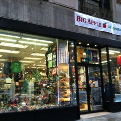 Photo taken at Big Apple Souvenirs & Gifts by Christina H. on 2/10/2013