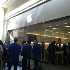 Photo taken at Apple Store, Stonestown by Christina H. on 9/22/2012