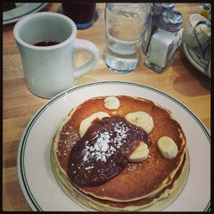 Photo taken at Magnolia Pancake Haus by David B. on 7/1/2013