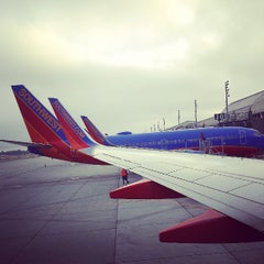 Photo taken at Southwest Airlines by David B. on 6/28/2013