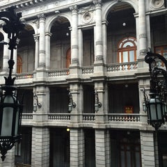 Photo taken at Museo Nacional de Arte (MUNAL) by Ricardo E. on 7/6/2014