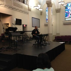 Photo taken at Greater Boston Vineyard by Carolina C. on 11/4/2012