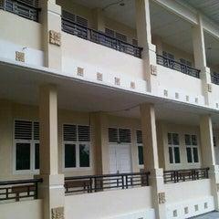 Photo taken at Universitas Islam Riau (UIR) by D P. on 12/19/2012