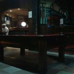 Photo taken at Sinuca's Bar by Bruno C. on 11/20/2012