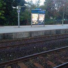 Photo taken at Gare SNCF de La Verrière by Frank P. on 9/28/2012