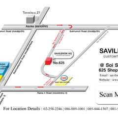 Photo taken at Rose Hotel Bangkok by Savile R. on 3/31/2014