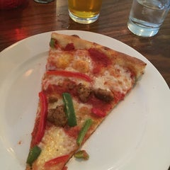 Photo taken at Ridge Pizza by Toby C. on 4/18/2016