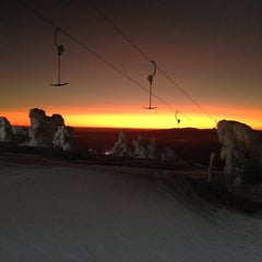 Photo taken at Levi Ski Resort by Suvi L. on 12/24/2012