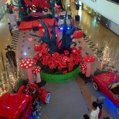 Photo taken at Plaza Blok M by Indra K. on 2/17/2013