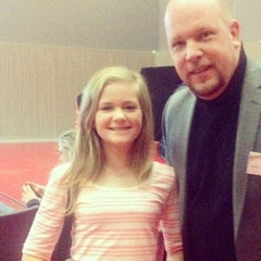 Photo taken at Halmstad Arena by Daniel B. on 3/14/2014
