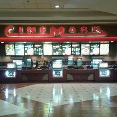 Photo taken at Cinemark by Humberto L. on 4/8/2013