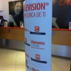 Photo taken at Cablevisión by Zazu M. on 2/15/2014