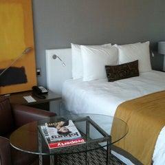 Photo taken at Radisson Blu Gautrain Hotel by Svetlana M. on 4/1/2013