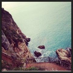 Photo taken at Antalya Hotel by M. Viktorya on 2/21/2013