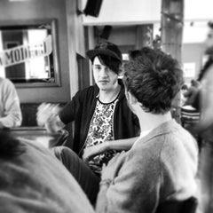 Photo taken at Landau Grill by Christafari B. on 4/21/2013