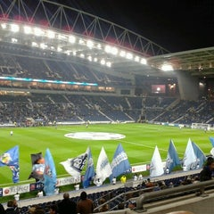 Photo taken at Estádio do Dragão by Marta M. on 11/21/2012