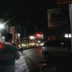 Photo taken at Perempatan Ring Road Gejayan by Fajar M. on 12/30/2013