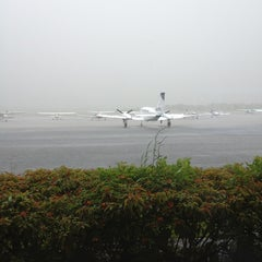 Photo taken at North Palm Beach County General Aviation Airport (F45) by Shibah A. on 7/13/2013