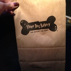 Photo taken at Three Dog Bakery by Rachel R. on 10/30/2012