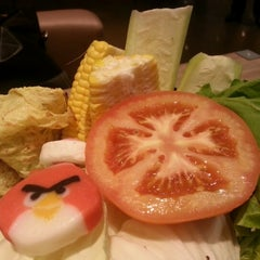 Photo taken at Fong Lye Taiwan Restaurant (蓬莱茶房) by QQ on 11/27/2012