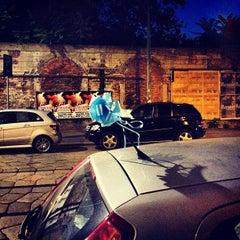 Photo taken at Antica Trattoria della Pesa by Natalia B. on 10/10/2012