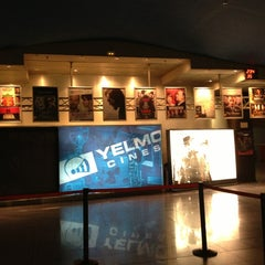 Photo taken at Yelmo Cines Icaria 3D by Cristina d. on 2/1/2013