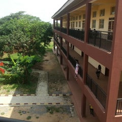 Photo taken at Distance Learning Institute by Nwakanma I. on 6/17/2013