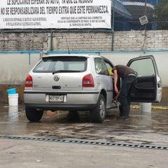 Photo taken at Servicio Plutarco - Estética Automotriz by Locomotion S. on 3/21/2014