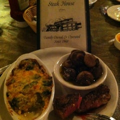 Photo taken at Ye Olde Steak House by Audrey W. on 12/7/2012