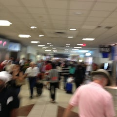 Photo taken at Concourse B by Valinda S. on 7/20/2013
