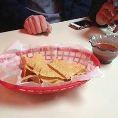 Photo taken at Los Burrito Tapatios by Mayra R. on 11/25/2012