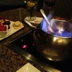 Photo taken at The Melting Pot by Michael U. on 3/23/2013