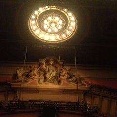 Photo taken at Lyceum Theatre by CarLozRa on 7/16/2013