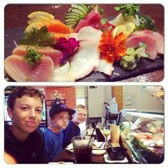 Photo taken at Boathouse Sushi by Tony L. on 8/30/2014