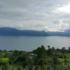 Photo taken at Danau Maninjau by Adi S. on 5/16/2015
