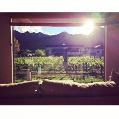 Photo taken at Craggy Range Winery by Jade T. on 10/20/2014